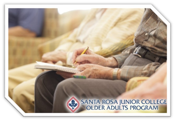 Santa Rosa Junior College Older Adults Program